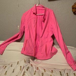 Lululemon Hot Pink Jacket